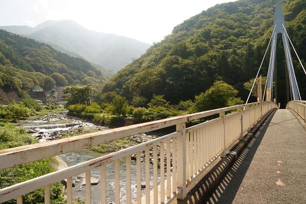 メロディーが流れる橋