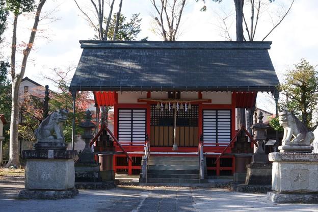 諏訪八幡神社 飯能恵比寿神社