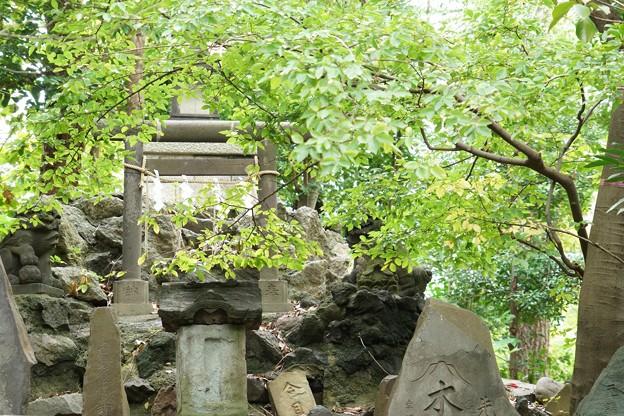 Photos: 羽田富士塚