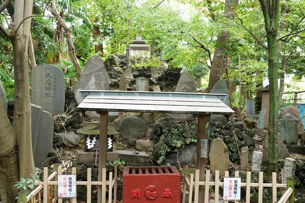羽田富士塚