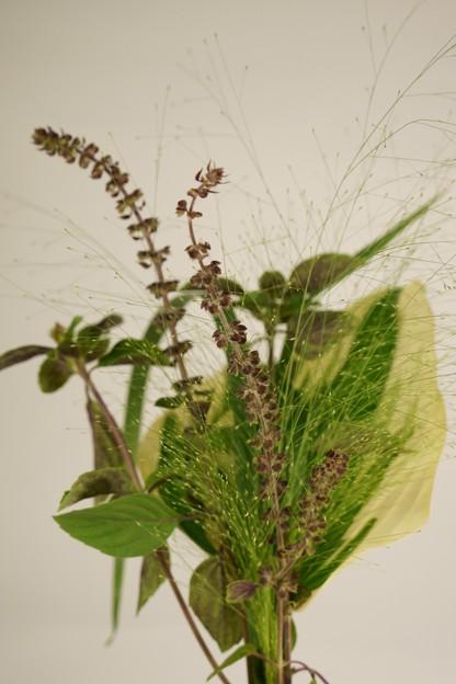 Photos: 花束を