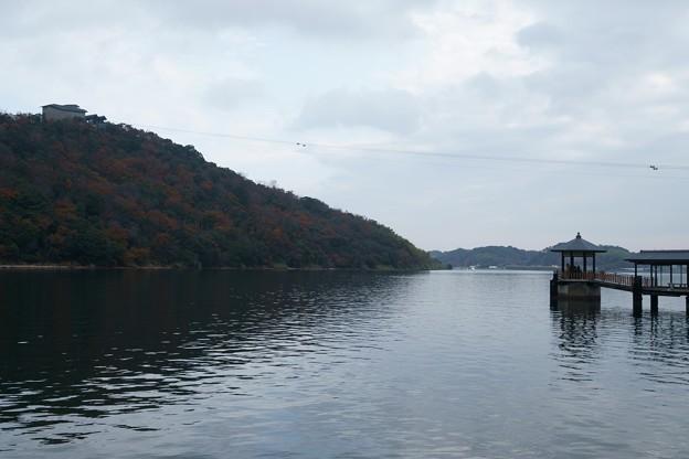 Photos: 浮見堂