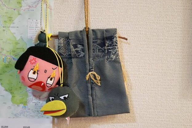 Photos: 宿のチコちゃん