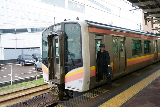 乗り鉄 長岡~新潟