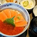 Photos: 鮭親子丼