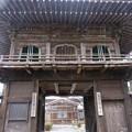Photos: 安善寺の楼門