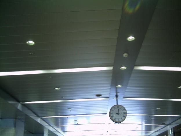 Photos: 駅の時計