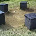 5つの椅子