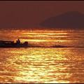 煌海の夫婦舟