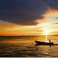 写真: 一番舟