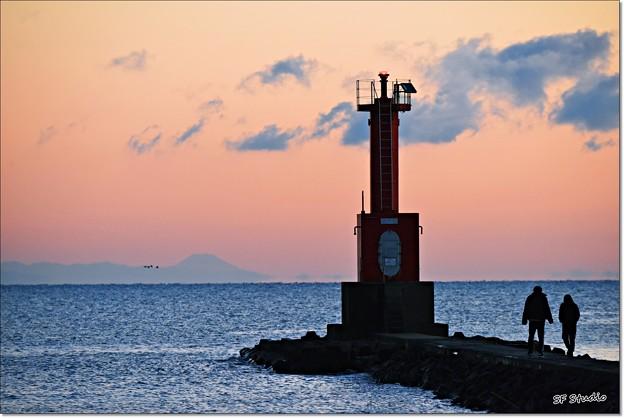 Photos: 遥かなる富士山