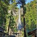 "Photos: HDR ""熊野那智大社別宮飛瀧神社から望む那智の滝"""