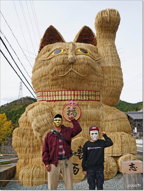 """招き猫 """"たまちゃん"""""""