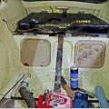 Photos: スバル360 燃料タンク漏れ補修