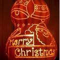 瓢箪のクリスマスツリー