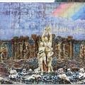 Photos: 未完の大作「虹の泉」