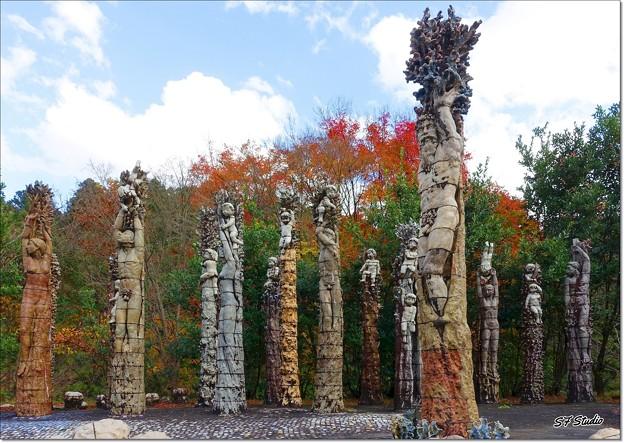 "Photos: 秋の ""虹の泉"""
