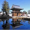 Photos: 浮かぶ仁王門
