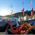 Photos: 石鏡漁港「 初乗り神事」