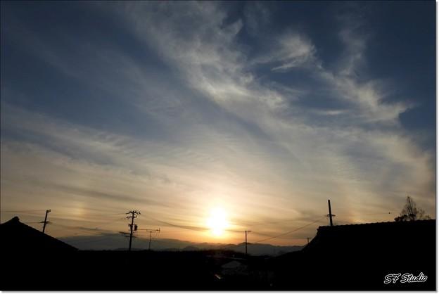 Photos: 幻日