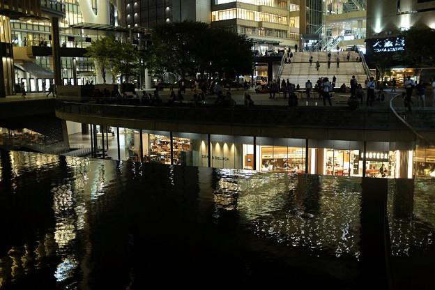夜のJR大阪駅ー4