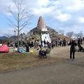 Photos: 休日の行楽地