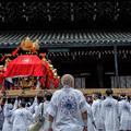写真: 泉涌寺への差し上げ