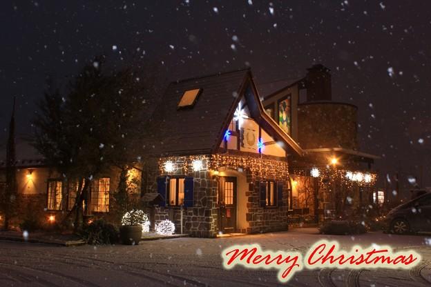 素敵なクリスマスを~♪