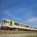 Photos: こけし列車