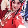 写真: 京劇