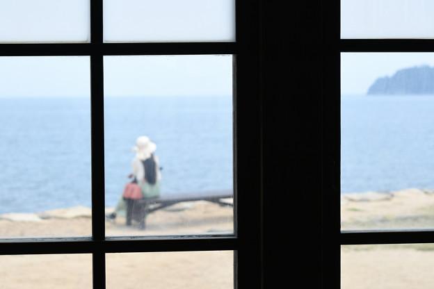 Photos: ガラス越しの夏