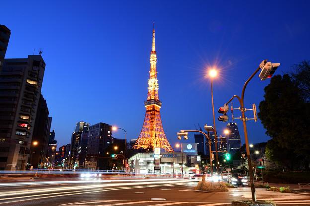 やっぱり東京タワーが好き