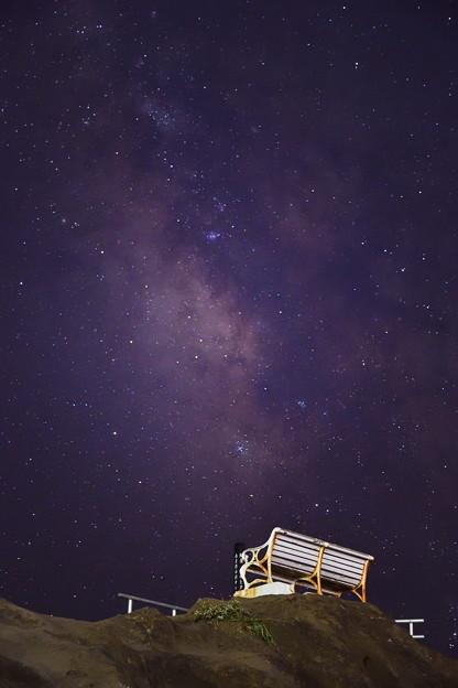 星空デート