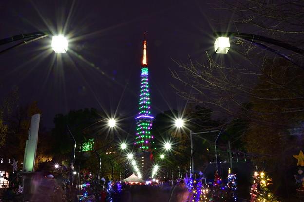 クリスマスタワー