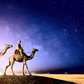 Photos: 星の砂漠