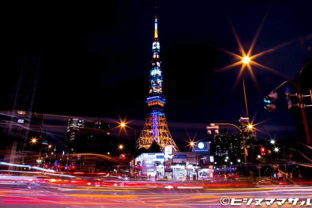 ド定番の東京タワー2
