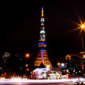 ド定番の東京タワー4