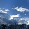 Photos: 高い雲低い雲1_0321_stitch