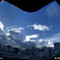 Photos: 高い雲低い雲_321f_stitch