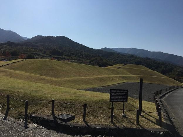 写真: 岡銚子塚古墳