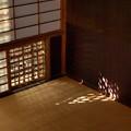 Photos: 茶室の光