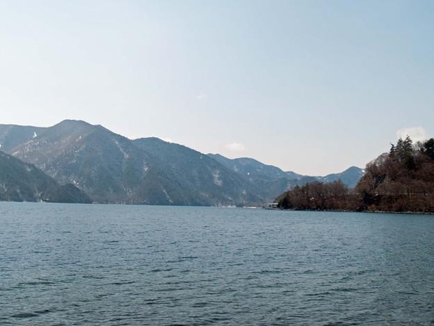写真: 中禅寺湖