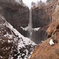 写真: 華厳の滝