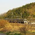 写真: 中央本線 211系
