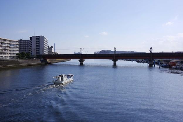 Photos: 鶴見川