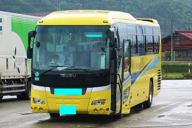 夫婦 バス旅行