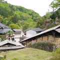 写真: 小鹿田焼の里