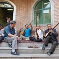 写真: 街角楽団