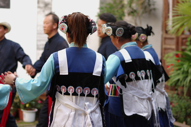 Photos: 納西族 歌舞展演