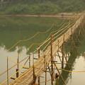 Photos: Banboo bridge